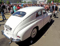 Soviet executive car GAZ-M20 Pobeda (Victory) Stock Images