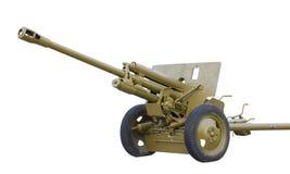 Free Soviet Field Gun Stock Image - 6693171