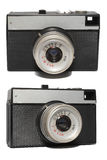 Soviet film camera Stock Photo