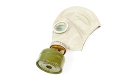 Soviet gas mask Stock Photography