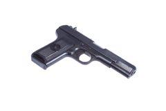 Soviet handgun TT (Tula, Tokarev) Stock Images