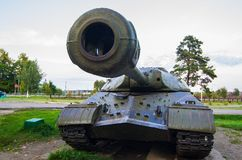 IS-3 Royalty Free Stock Image