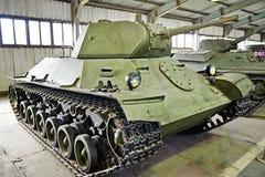 Soviet light infantry tank T-126 SP Royalty Free Stock Photo