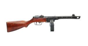 Free Soviet Machine Gun PPSH-41 Royalty Free Stock Photography - 49294517