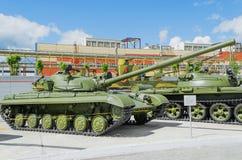 Soviet main battle tank T 64 Royalty Free Stock Image