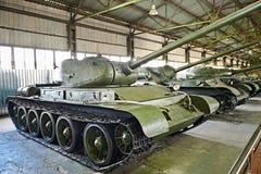 Soviet medium tank T-44 Stock Photography