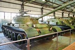 Soviet medium tank T-54A.1955 Stock Photo