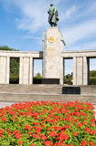 Soviet memorial Royalty Free Stock Photography