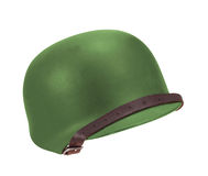 Soviet military helmet Royalty Free Stock Image