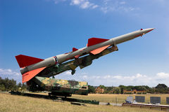 Soviet Missile in Cuba Stock Photo