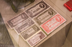 Soviet money Royalty Free Stock Photo