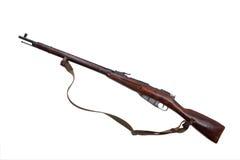 Soviet mosin rifle Royalty Free Stock Image