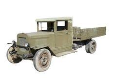Soviet old truck Uralzis Royalty Free Stock Images