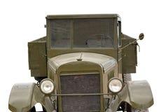 Soviet old truck Uralzis Stock Photos