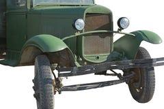Soviet old truck Uralzis Stock Images