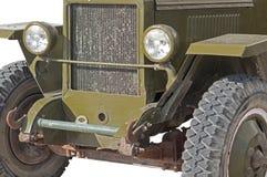 Soviet old truck Uralzis Stock Image