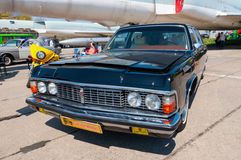 Soviet representative large class passenger car GAZ-14 Stock Image