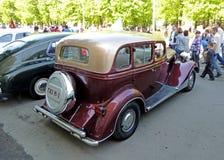 Soviet retro car of 1930s GAZ M1 Stock Photography