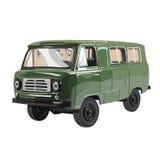 Soviet retro minivan UAZ Stock Photography