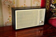 Soviet retro radio Royalty Free Stock Photos