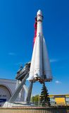 Soviet rocket Stock Images