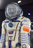 Soviet space suit of astronaut Stock Photography