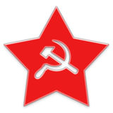 Soviet star Stock Images