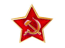 Soviet State Star Royalty Free Stock Image