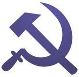 Soviet symbol Royalty Free Stock Image