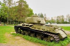 Soviet tank KV Royalty Free Stock Image