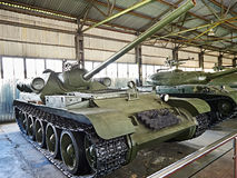 Soviet tank Self-propelled artillery SU-101 1945 Royalty Free Stock Images