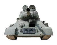 SOVIET TANK T-34-85 Royalty Free Stock Images