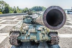 Soviet tank T-64 Royalty Free Stock Photo