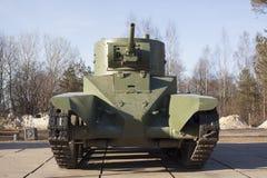 Soviet tank stock photos