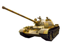 Soviet tank of World War II Royalty Free Stock Photo