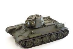 Soviet tank Royalty Free Stock Images