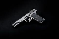 Soviet Tula Tokarev pistol Stock Photo