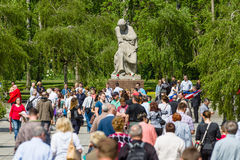 Soviet War Memorial Royalty Free Stock Images