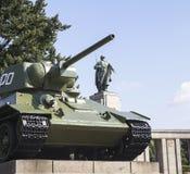 Soviet War Memorial Royalty Free Stock Image