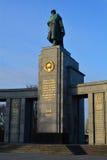 Soviet War Memorial (Tiergarten) in Berlin Royalty Free Stock Photos
