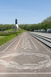 Soviet War Memorial (Treptower Park) Stock Photos