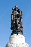 Soviet War Memorial (Treptower Park) Royalty Free Stock Photo