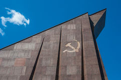 Soviet War Memorial Royalty Free Stock Photo
