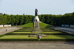 Soviet War Memorial Royalty Free Stock Photos