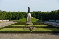 Soviet War Memorial. (Treptower Park). Berlin. Germany Royalty Free Stock Photos
