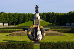 Soviet War Memorial Royalty Free Stock Photography