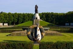 Soviet War Memorial. (Treptower Park). Berlin. Germany Royalty Free Stock Photography
