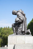 Soviet war memorial, Treptower Park Stock Photos