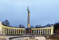 Soviet War Memorial, Vienna Royalty Free Stock Photos