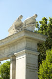 The Soviet War Memorial in Vienna Royalty Free Stock Photo